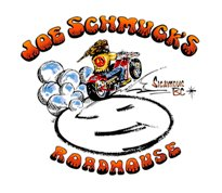 Joe Schmucks Roadhouse Restaurant Accommodations Sicamous BC